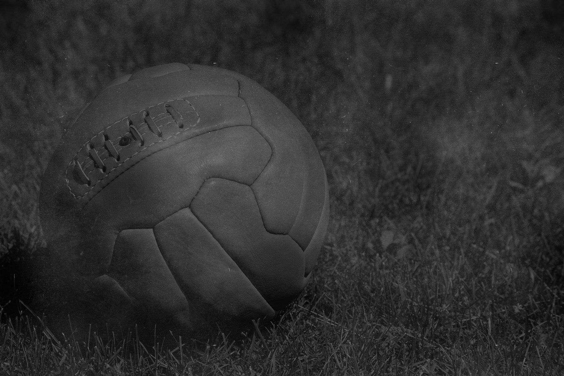 Ich liebe Fußball - Ball