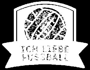 Ich liebe Fußball Logo 1 W