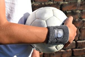 Ich liebe Fußball - Schweißband